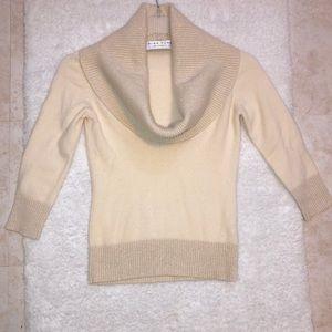 Trina Turk Cowl Neck Sweater